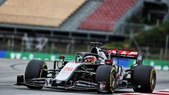 F1 Test Barcellona 2020: Kevin Magnussen alla guida della sua Haas VF-20