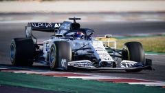 F1 Test Barcellona 2020: la nuova Alpha Tauri AT01 in pista