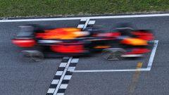 F1 Test Barcellona 2020: la Red Bull-Honda RB16 di Max Verstappen