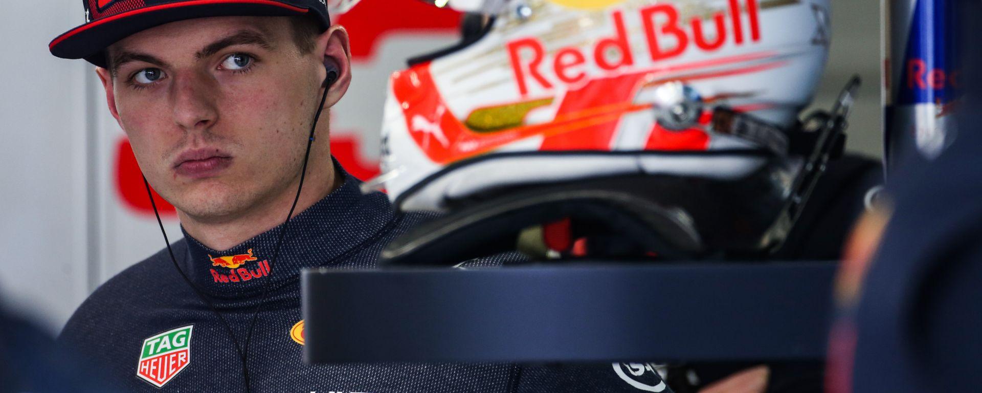 F1 Test Barcellona 2020: Max Verstappen (Red Bull)