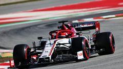 F1 test Barcellona 2020: Robert Kubica è adesso terzo pilota dell'Alfa Romeo Racing