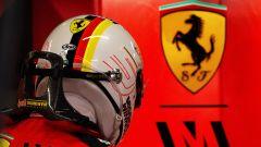 F1 Test Barcellona 2020: Sebastian Vettel (Ferrari)
