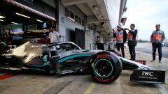 F1 Test Barcellona 2020: Valtteri Bottas (Mercedes)