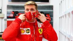 F1 Test Ferrari 2021, Fiorano: Mick Schumacher si prepara a scendere in pista