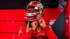F1 Test Ferrari Mugello 2020: Charles Leclerc (Scuderia Ferrari)