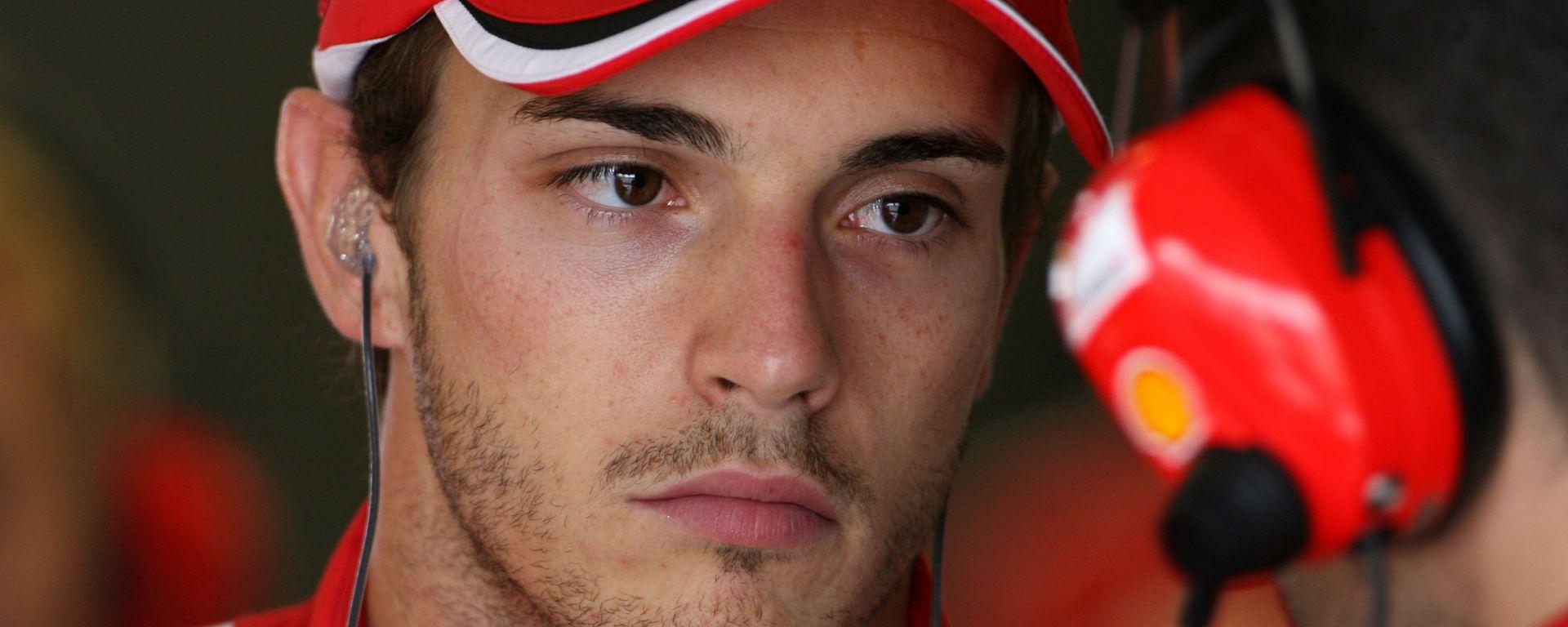 F1, test giovani piloti 2012: Jules Bianchi (Ferrari)