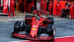 Ferrari, notizie incoraggianti sulla nuova monoposto