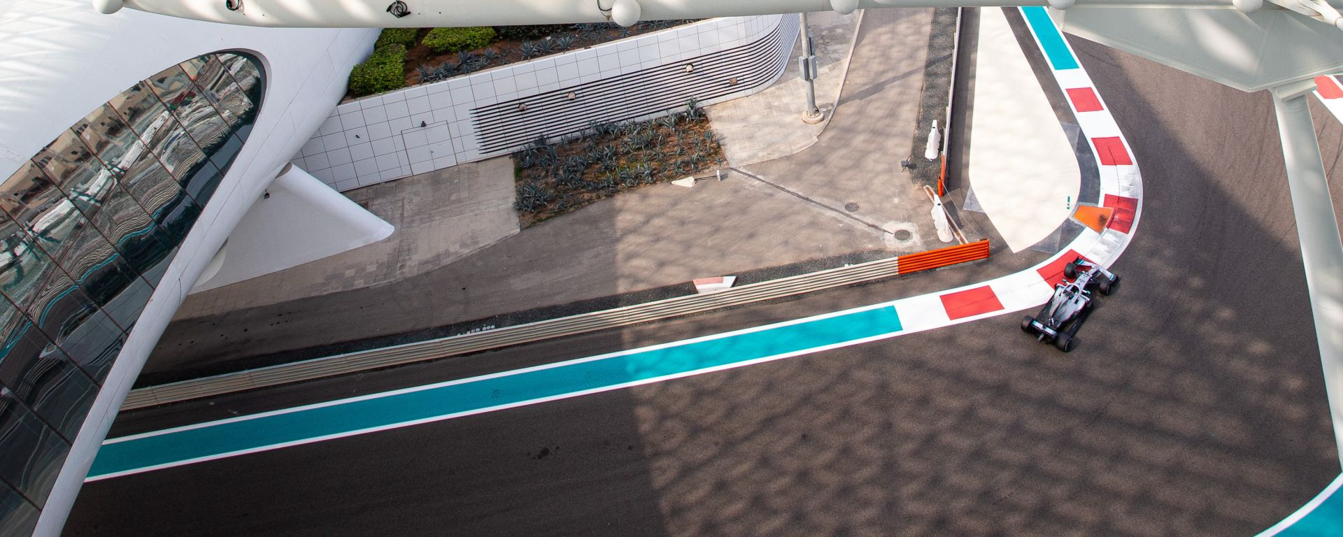 F1 Test Pirelli Abu Dhabi 2019, Yas Marina: Valtteri Bottas (Mercedes)