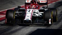F1 Testing 2020: Kimi Raikkonen (Alfa Romeo C39)