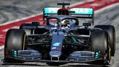F1 Testing 2020: Lewis Hamilton (Mercedes W11)