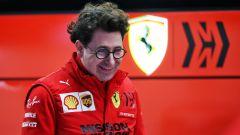 Binotto, no al DAS sulla Ferrari SF1000