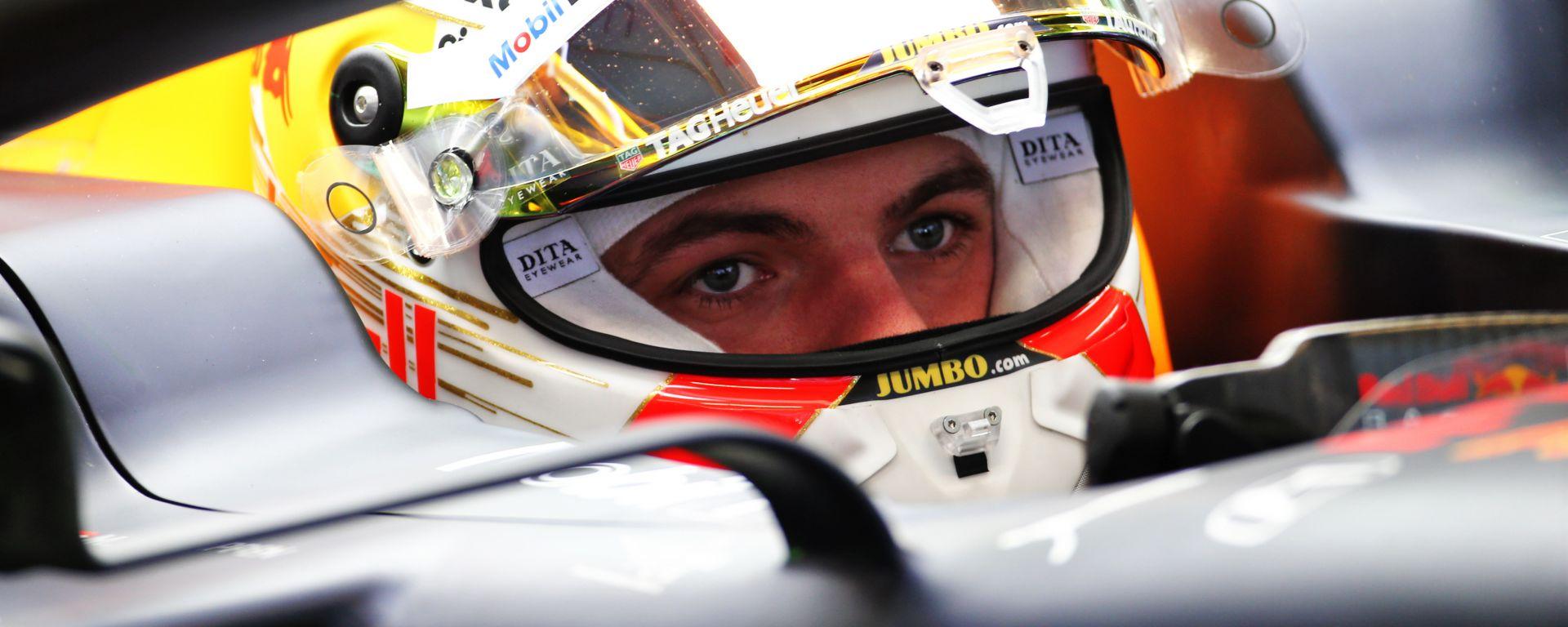 F1 Testing 2020: Max Verstappen (Red Bull)