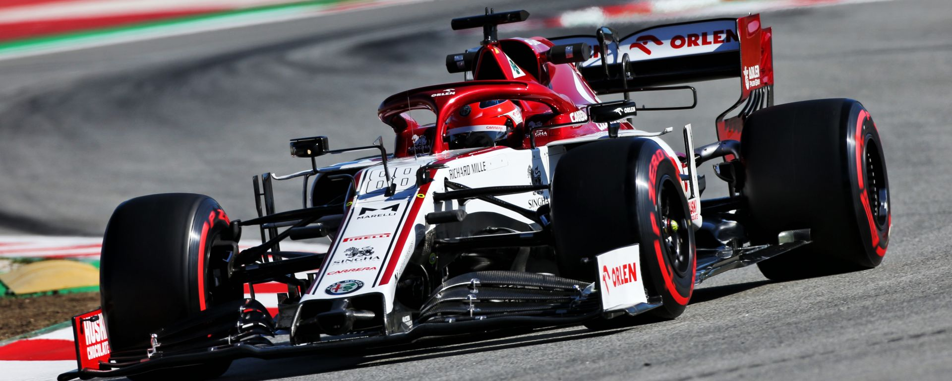 F1 Testing 2020: Robert Kubica (Alfa Romeo)