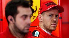 F1 Testing 2020: Sebastian Vettel (Ferrari)