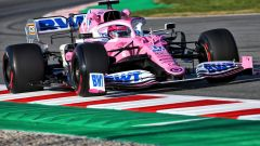 F1 Testing 2020: Sergio Perez (Racing Point RP20)