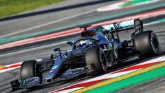 F1 testing 2020: Valtteri Bottas (Mercedes W11)