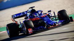 F1 Testing, Barcellona-2 day 1, Alexander Albon (Toro Rosso)