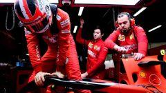 F1 Testing, Barcellona-2 day 1, Charles Leclerc (Ferrari)