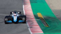 F1 Testing, Barcellona-2 day 1, George Russell (Williams)