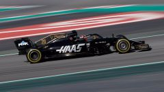 F1 Testing, Barcellona-2 day 1, Kevin Magnussen (Haas)