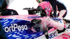 F1 Testing, Barcellona-2 day 1, Lance Stroll (Racing Point)