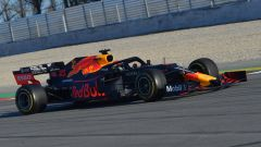 F1 Testing, Barcellona-2 day 1, Pierre Gasly (Red Bull)