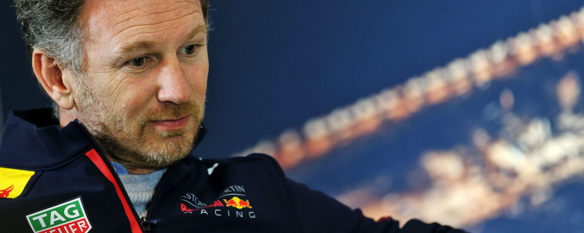 F1 Testing: Chris Horner (Red Bull)