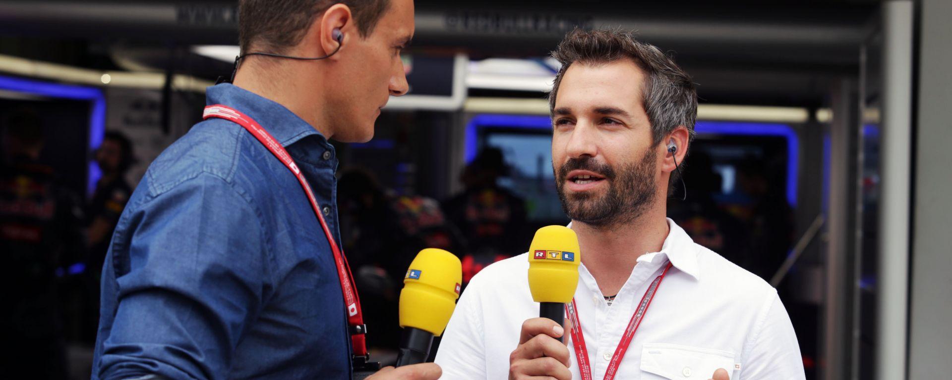 F1, Timo Glock nel ruolo di opinionista per la tv tedesca RTL