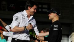 Bottas nega interessamento Mercedes per Vettel