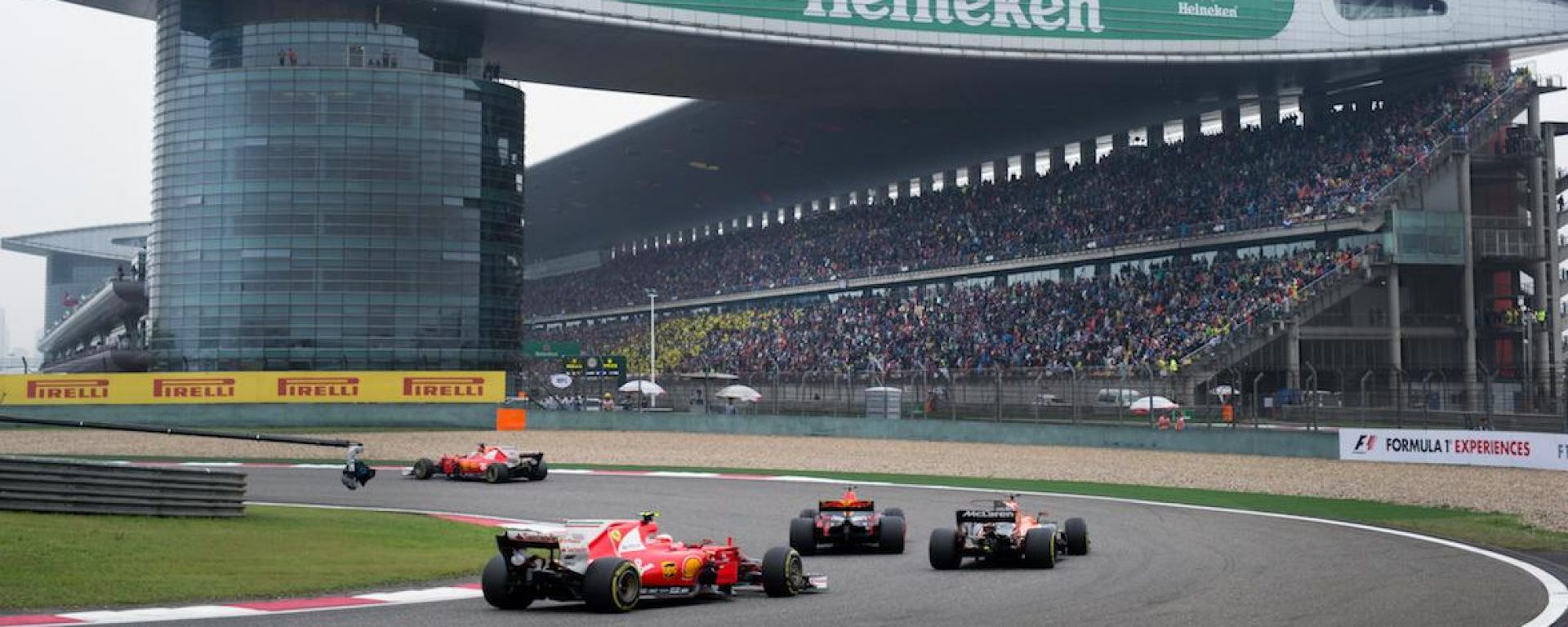 F1, un secondo GP in Cina? Liberty Media non lo esclude