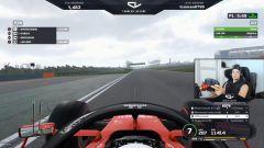 Ferrari, Binotto approva la passione eSport di Leclerc