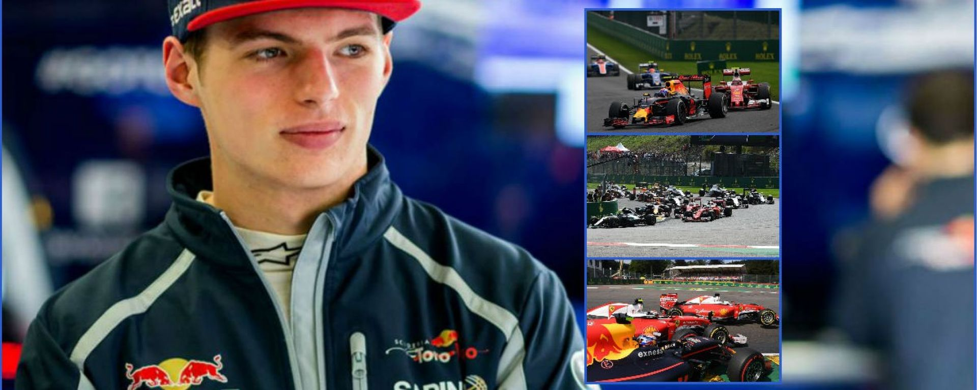 F1: Verstappen e la sua vendetta contro la Ferrari