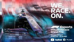 VirtualGP Cina, c'è Leclerc in Ferrari: info e orari