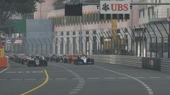 F1 VirtualGP Monaco 2020: la partenza della gara