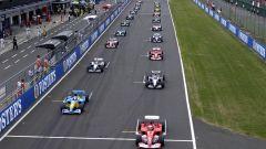 L'invasione e la rimonta di Rubens: su YouTube il GP Silverstone 2003 - Immagine: 3