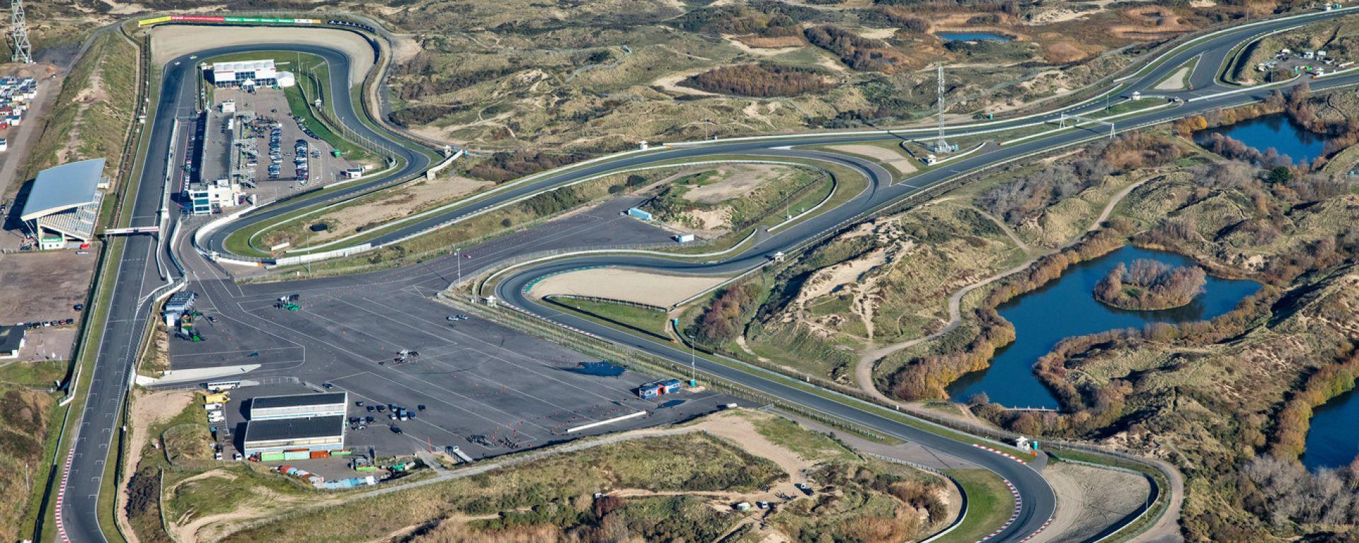 Zandvoort, l'ultima curva meglio di Indianapolis