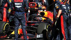 F1Testing: Max Verstappen (Red Bull)
