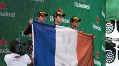 F2 2019, Monza Sprint Race: Aitken, King e De Vries sul podio