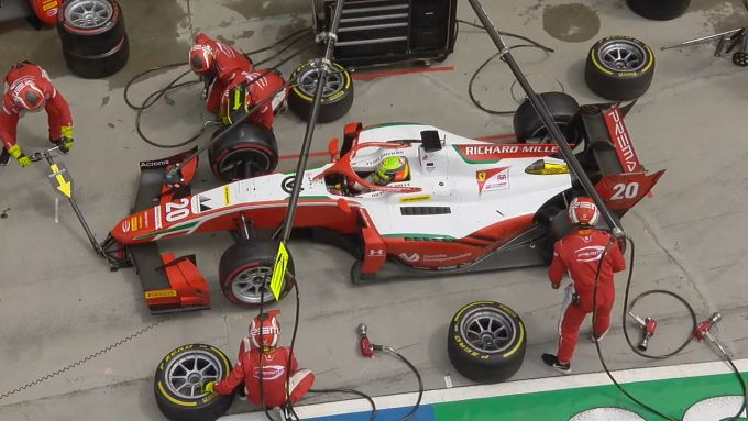 F2 2020: Mick Schumacher (Prema)