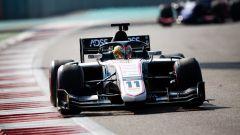 F2: Louis Deletraz più veloce nei test di Abu Dhabi