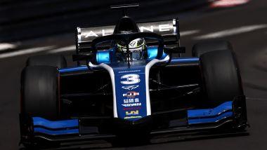 F2 GP Monaco 2021, Monte Carlo: Guanyu Zhou (Uni-Virtuosi)