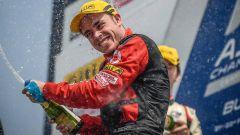 F3 Asia 2020, Buriram: i festeggiamente di Joey Alders