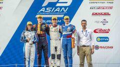 F3 Asia 2020, Buriram: il podio di gara-3
