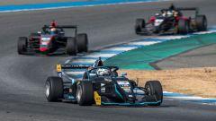 F3 Asia 2020, Buriram: Jamie Chadwick con la sua Tatuus del team Absolute Motorsport