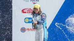 F3 Asia 2020, Buriram: Jamie Chadwick festeggia sul gradino più alto del podio