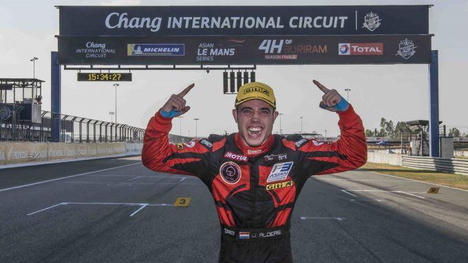 F3 Asia 2020, Buriram: Joey Alders vince gara-1 (e il titolo finale)