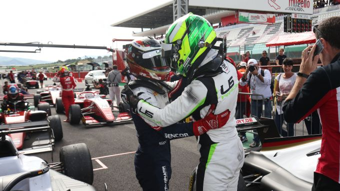 F3 Regional, Mugello: i piloti del team US Racing, Schumacher e Zendeli