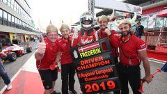 F3 Regional, Mugello: il campione 2019 Frederik Vesti