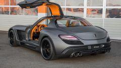 FAB Design Mercedes-Benz SLS Gullstream Coupe: il posteriore