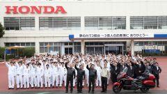 Fabbrica Kumamoto Honda riapre dopo terremoto